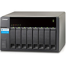 QNAP TX 800P Drive Enclosure Tower
