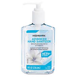 Highmark Hand Sanitizer 8 Oz