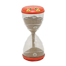 Melissa Doug Clicker Crab Hourglass Sifter