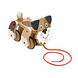 Melissa Doug Playful Puppy Pull Toy