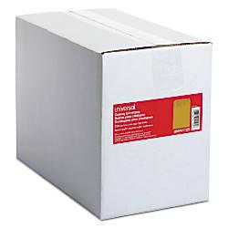Universal Catalog Envelopes With Gummed Closure