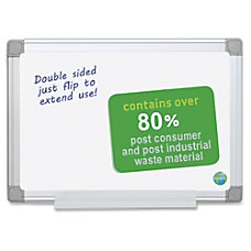 MasterVision EasyClean Dry erase Board 24