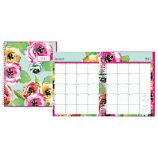 Blue Sky Gloria WeeklyMonthly Planner With