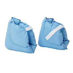 DMI Soft Comforting Heel Protector Pillows