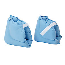 DMI Soft Comforting Heel Protector Pillows