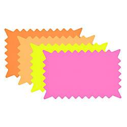 Cosco Burst Shape Die Cut Paper
