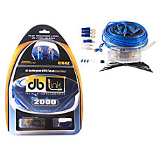 db Link CK4Z Amplifier Kit