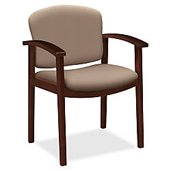 HON Invitation Guest Chair Fabric Morel