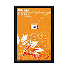 DAX Poster Frame Holds 24 x