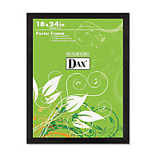 DAX Poster Frame Holds 18 x