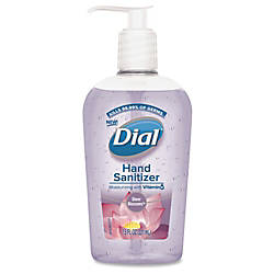 Dial Professional DialSheer Blossoms Hand Sanitizer