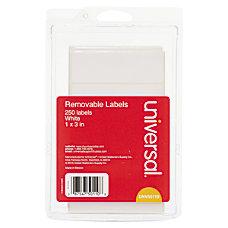 Universal Self Adhesive Multi Use Labels