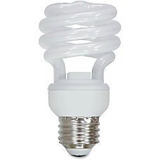 GE Spiral 13W Compact Fluorescent T2