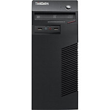 Lenovo ThinkCentre M73 10B3000VUS Desktop Computer