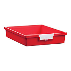 Storsystem Single Depth Tote Tray 106