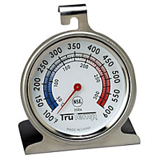 TruTemp Oven Dial Thermometer