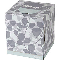 Kleenex Naturals BOUTIQUE Facial Tissue 8