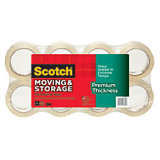 Scotch Moving Storage Packing Tape 3