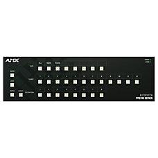 AMX Precis SD AVS PR 0808