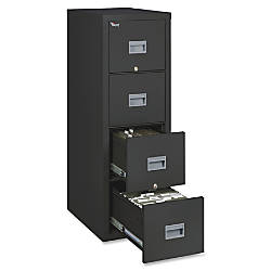 FireKing Patriot Series Vertical File Cabinet