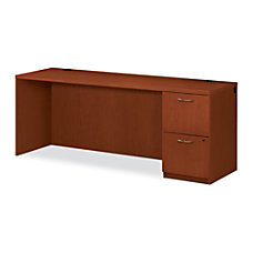 HON Park Avenue Right Pedestal Credenza