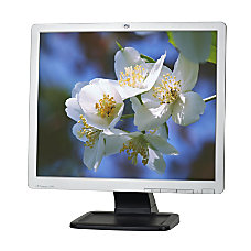 HP Refurbished 19 LCD Flat Panel