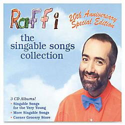 Flipside Raffis Singable Songs 3 CD