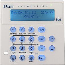 HAI 33A00 4 Omni Console with
