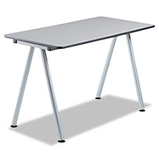 Iceberg OfficeWorks Teaming Table Top Rectangle