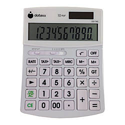 Datexx DD 740 Desktop Calculator