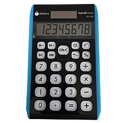Datexx DD 120 Desktop Calculator Assorted