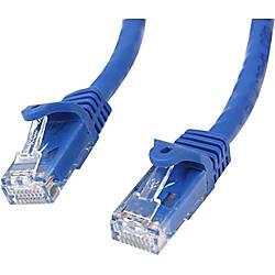StarTechcom 7 ft Blue Snagless Cat6