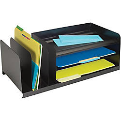MMF 7 Compartment Legal Size Organizer