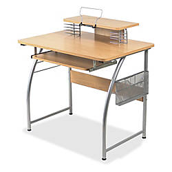 Lorell Laminate Computer Desk 35 14