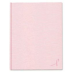 Rediform A10PNK2 Large Executive Ribbon Notebook