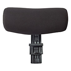 Lorell Mid Back Mesh Chair Headrest