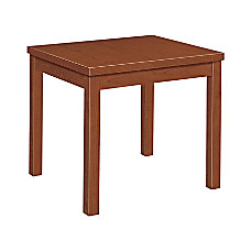 HON Laminate Occasional End Table 20