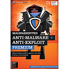 Malwarebytes Anti Exploit Premium 2015 Traditional