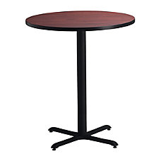 Mayline Bistro X Table Base 41