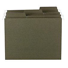 Smead 64037 Standard Green 100percent Recycled