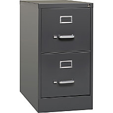 Lorell 26 12 Vertical File Cabinet