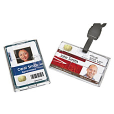 SKILCRAFT Smart Card Holder 2 18
