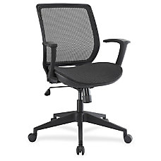 Lorell MeshMesh Executive Mid back Chair