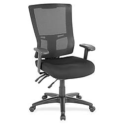 Lorell High Back Mesh Chair Fabric