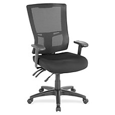 Lorell High Back Mesh Chair Fabric