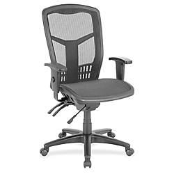 Lorell Executive Mesh High Back Chair