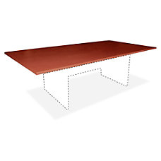 Lorell Essentials Series Cherry Conference Table