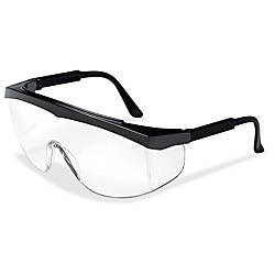 Crews Stratos Wraparound Design Glasses Ultraviolet