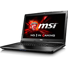 MSI GL72 6QF 697 173 Notebook
