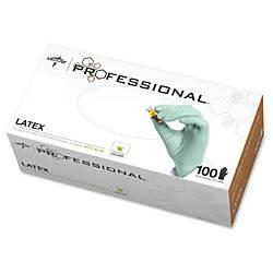 Medline Professional Latex Exam Gloves X